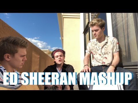 Ed Sheeran Mashup (Cover by New Hope Club)