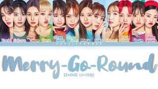 IZ*ONE (아이즈원) – Merry-Go-Round…