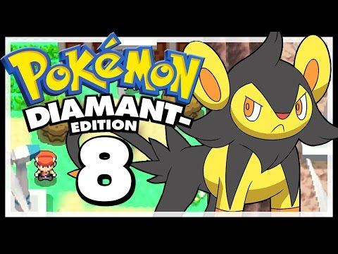 POKÉMON DIAMANT # 08 💎 Commander Mars im Windkraftwerk! [HD60] Let's Play Pokémon Diamant