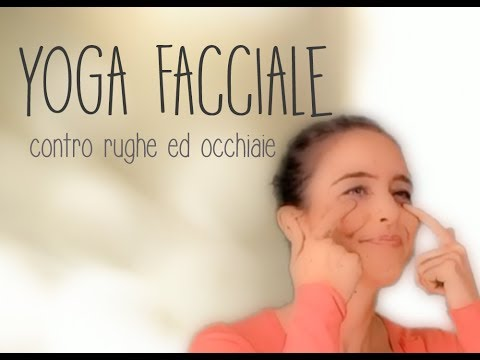 Yoga facciale contro le rughe