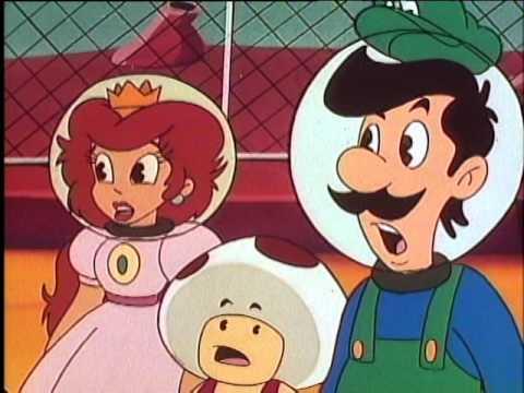 Super Mario Bros Super Show Deutsch