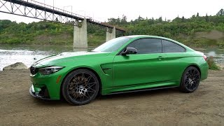 The 2018 BMW M4 Reviewed - The Right Daily Driver?