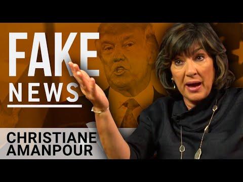FAKE NEWS - Christiane Amanpour