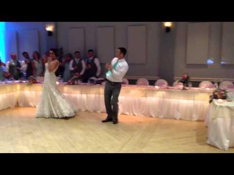 Napoleon Dynamite wedding dance!
