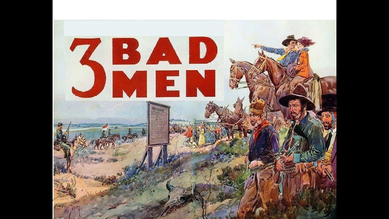 Download 3 Bad Men  1926 - Greek subtitles