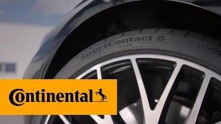 Continental SportContact 6   Максимальное сцепление.(Continental SportContact 6. Новые спортивные шины Continental обладают максимальным сцеплением с дорожным покрытием. Узнать..., 2016-02-12T15:12:53.000Z)