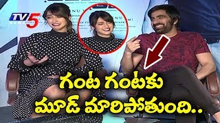 Amar Akbar Anthony Movie Team Funny Interview | Ravi Teja | Ileana | Srinu Vaitla | TV5 News