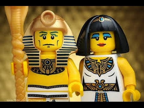 LEGO the story of esther - YouTube