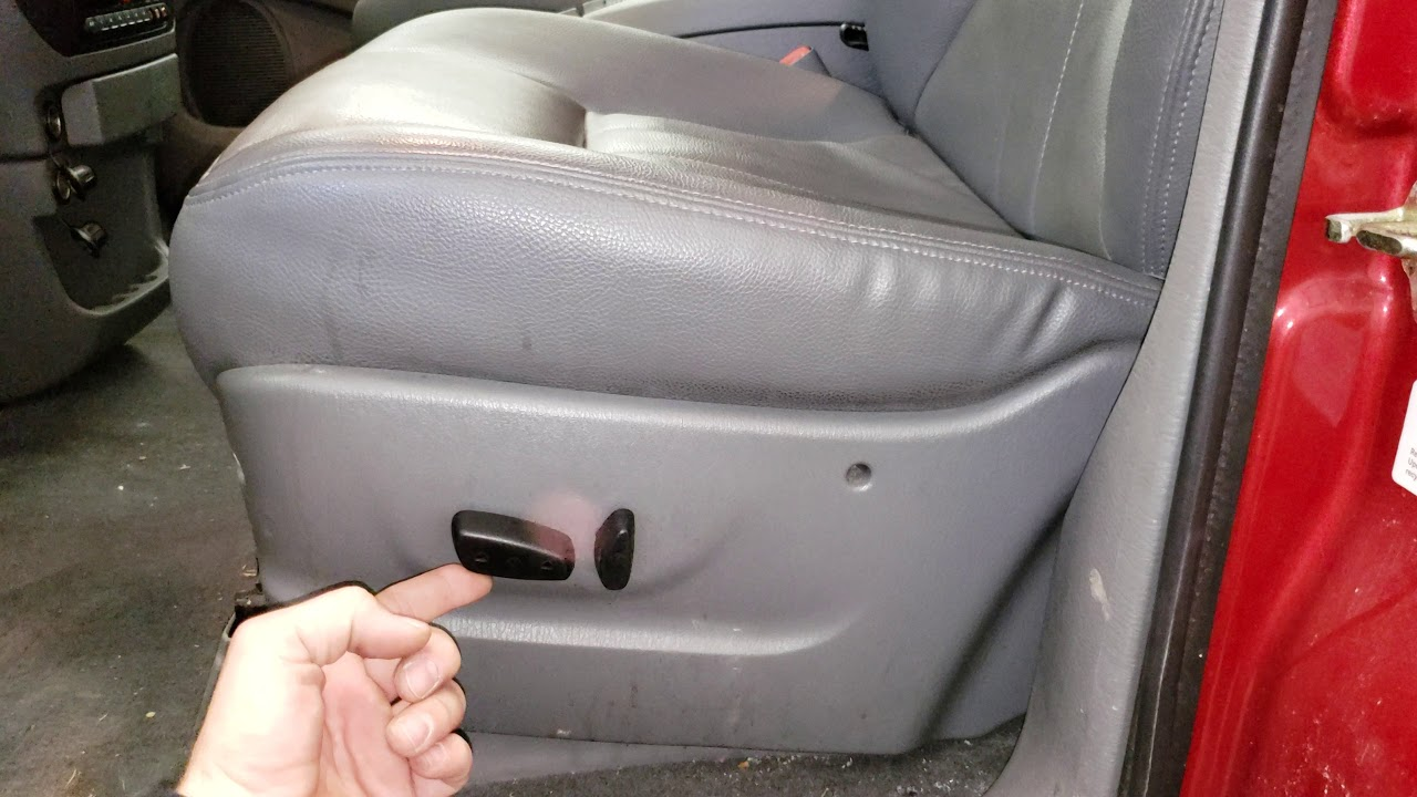 hight resolution of 18e0661 2004 dodge grand caravan sxt left driver front power seat