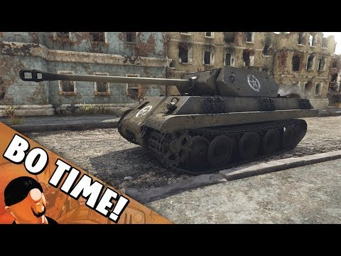 "War Thunder - Ersatz M10 ""Just Charge! Just Go!"""