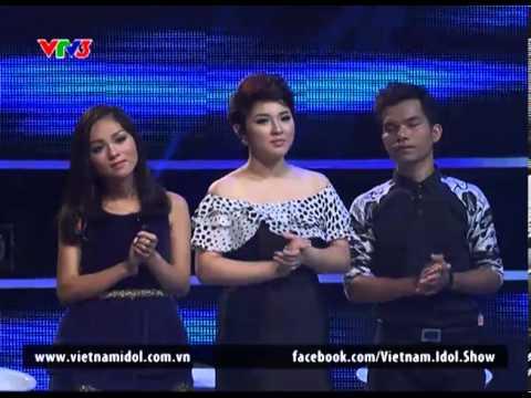 Vietnam Idol 2012 - Hát Cho Nụ Cười - Hương Giang hát sing-off