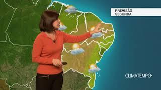 Previsão Nordeste – Tempo instável no leste