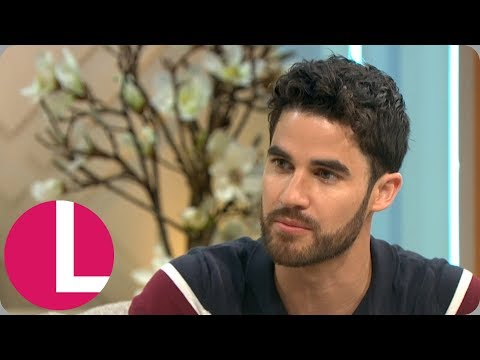 Darren Criss Attributes His Success in TV Drama to His Character in Glee  Lorraine