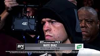 UFC 241: Decision Time