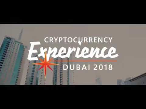 """*""""""""""""Dubai Crypto Experience 2018*""""""""*"""""""""""