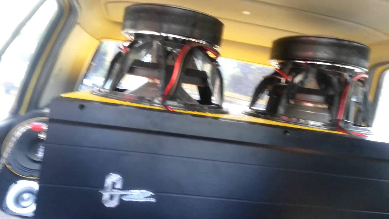 10 000 watts ground zero audio golf mk2 youtube. Black Bedroom Furniture Sets. Home Design Ideas