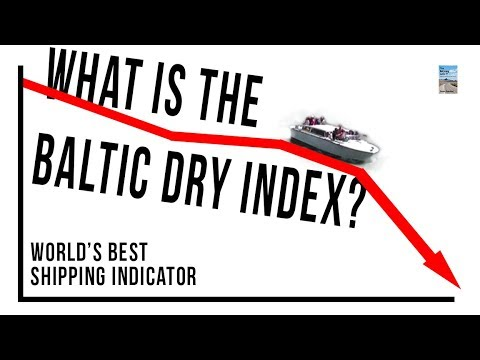 What Is the Baltic Dry Index and Why Is It Important?