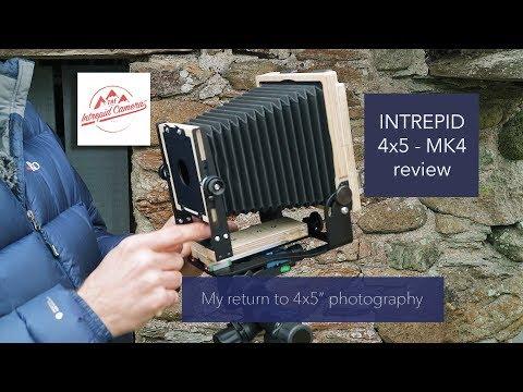 Intrepid 4x5 MK4 review