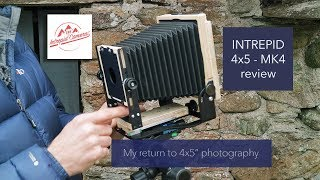 Intrepid 4x5 MK4 review