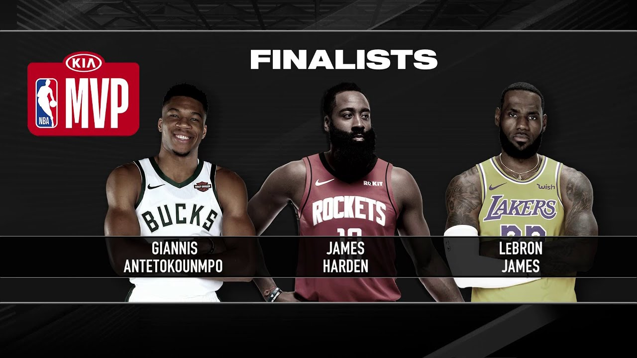 2020 NBA Awards Finalists Announcement - Inside the NBA