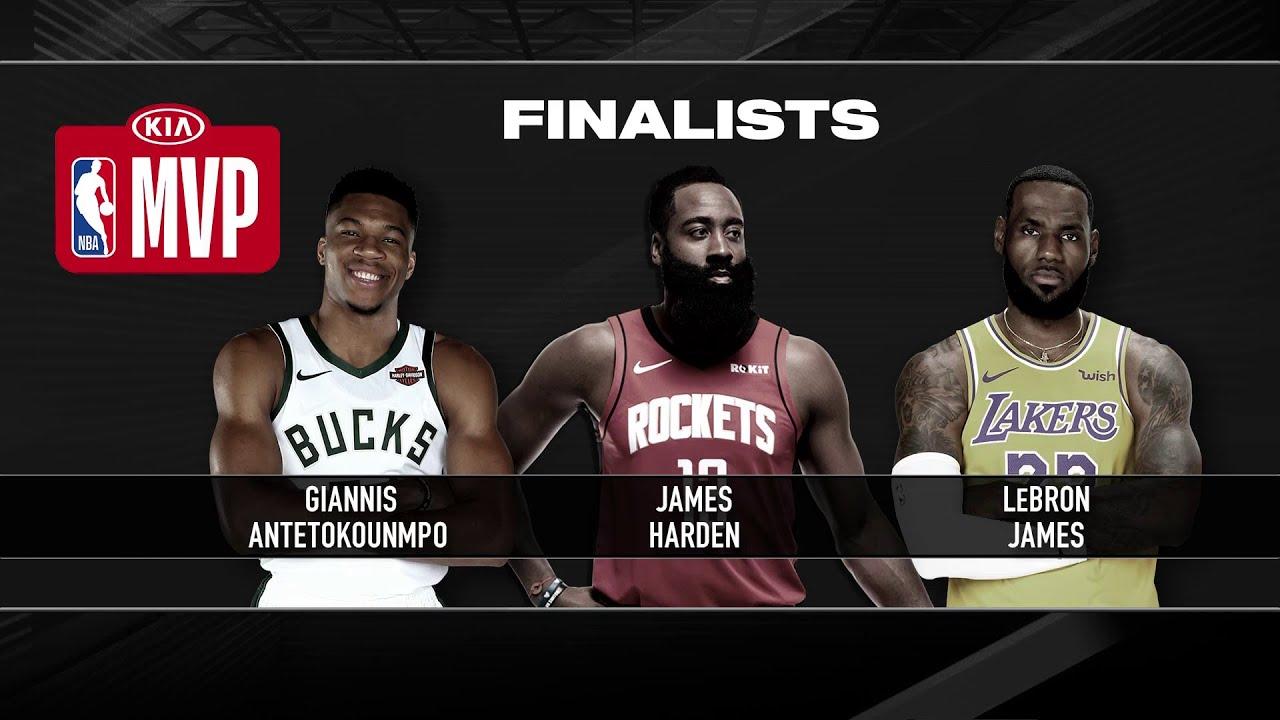 2020 NBA Awards Finalists Announcement - Inside the NBA
