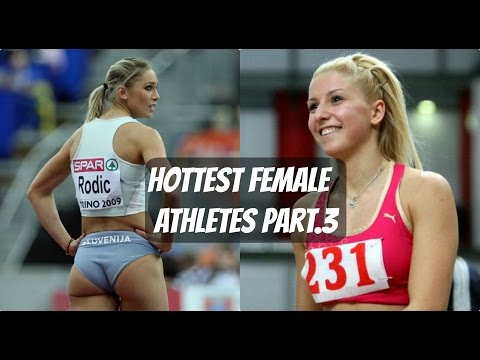 Beautiful and Sexy Women in Sports ● Hottest Female Athletes Part.3