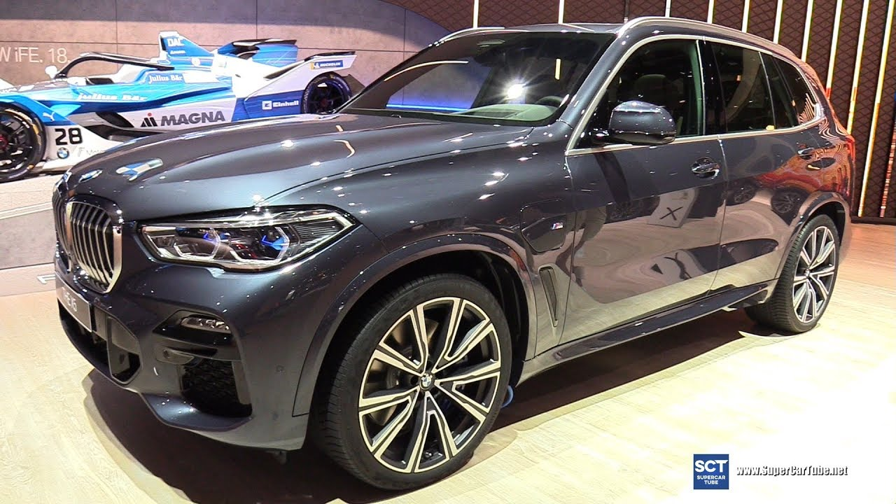 BMW X5 phiên bản xDrive45e