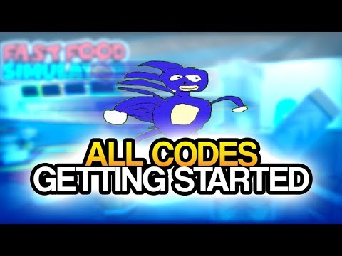 [Roblox] Fast Food Simulator: GETTING STARTED (ALL codes ...