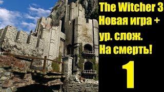 Прохождение The Witcher 3 [1] [Новая игра +, на последнем уровне сложности]