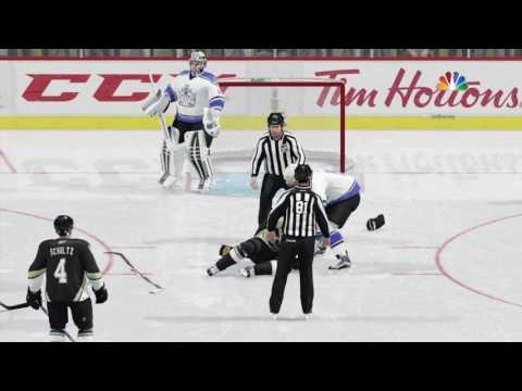LA Kings vs Pittsburgh Penguins | NHL 17