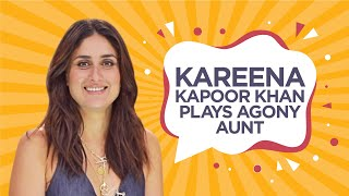 Скачать Kareena Kapoor Khan Plays Agony Aunt Kareena Kapoor Khan Interview Filmfare Exclusive