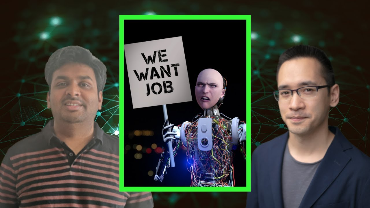 Can AI Threaten Human Jobs? - Podcast with Rahul (WalmartLabs) and Olaf (Cross Labs)