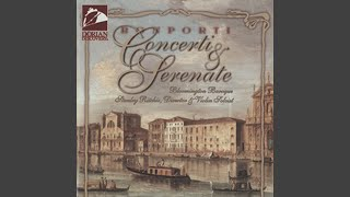Concerto a 4 in F Major, Op. 11, No. 5: II. Recitativo: Adagio assai