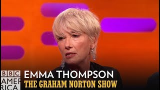 Emma Thompson Almost Died In a Mosh Pit - The Graham Norton Show