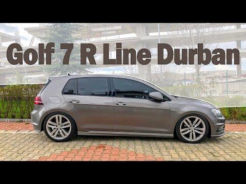 Golf 7 RLine Durban Yazlıkları Takıyoruz | Tork Anahtarı İlla Gerekli Mi? |Vlog