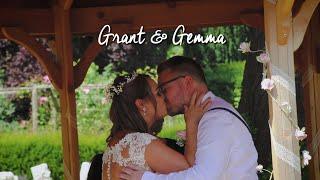 GRANT & GEMMA // Nettlestead Place