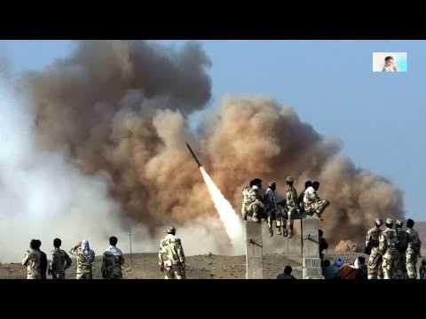 ТРЕТЬЯ МИРОВАЯ ВОЙНА НАЧИНАЕТСЯ ! Иран вновь начал наносить удары по военным объектам США