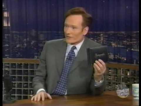 Conan's autographs 62003