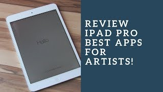 Review IPAD PRO   Best APPS for RV CAMPERS!