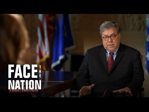 Full Interview: Attorney General Bill Barr on