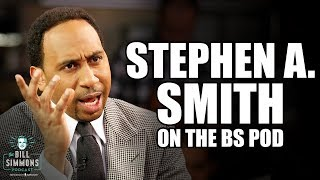 Stephen A. Smith on Saving the Knicks, and GSW's Mini Dynasty | The Bill Simmons Podcast