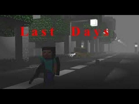 Minecraft Сервер-Last Days #2 Этот чёртов зомби