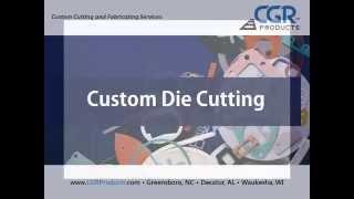 Custom Die Cutting Gaskets & Seals