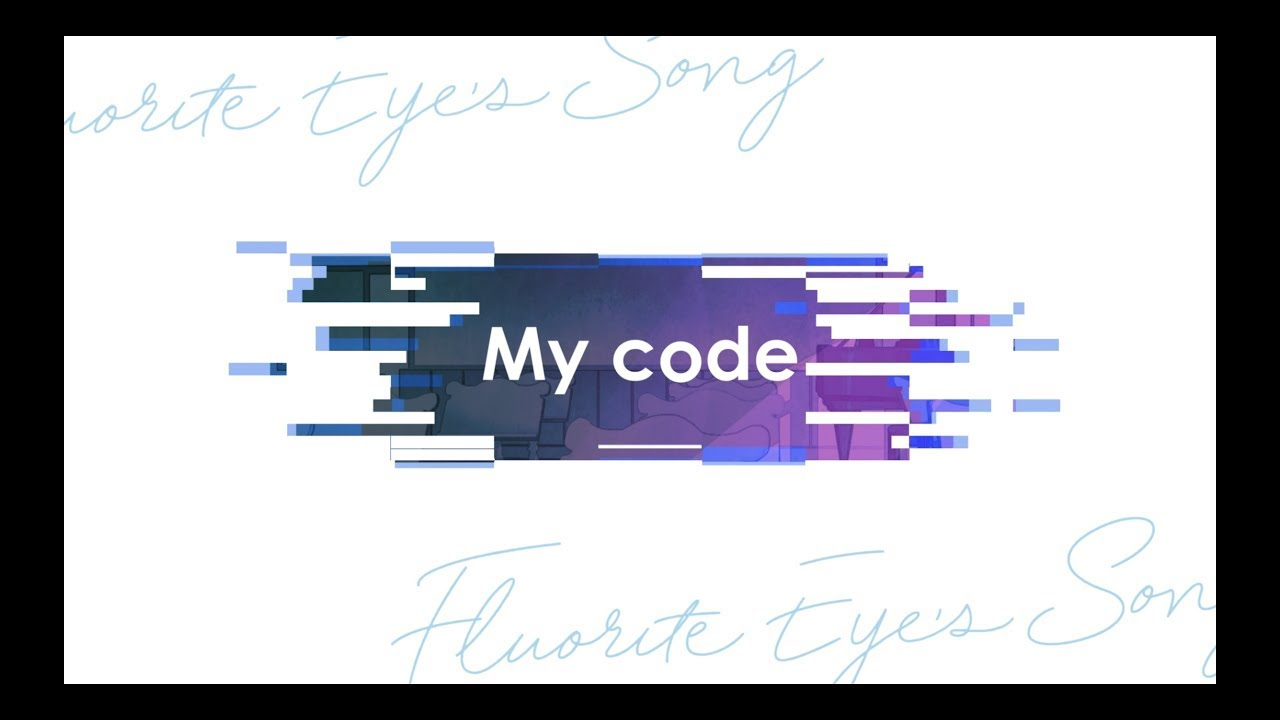 【Vivy】My Code/ヴィヴィ(Vo.八木海莉)(Official Lyric Video)