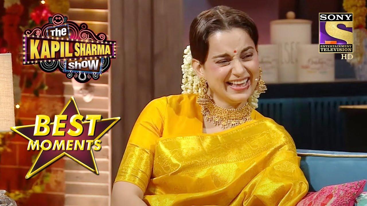 Download Kangana ने Share की Character Preparation की Story | The Kapil Sharma Show Season 2 | Best Moments