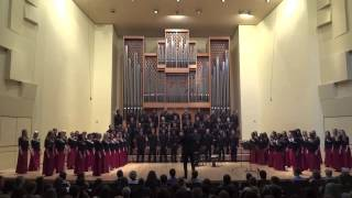 Chua Ay - Stellenbosch University Choir