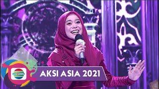 Paling Asyiikk Lesti Zapin Melayu Diiringi Darbuka Daood Debu Aksi Asia 2021 Kemenangan