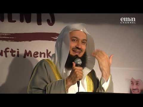 Giving a Knife to Your Child - Mufti Menk