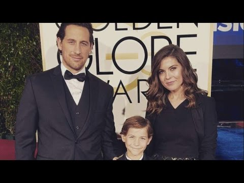 Yes, 'Room' Star Jacob Tremblay's Dad Is Hot  But Have You Seen His Mom?!