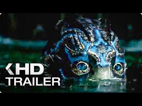 THE SHAPE OF WATER Trailer (2017) streaming vf